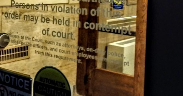 State Supreme Court negates county's courthouse cellphone ban