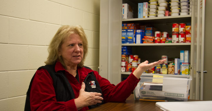 Dough for the pantry: Women's group revives charity