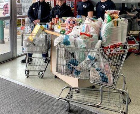 Arresting generosity: Troopers, store laud Vassar's goodwill