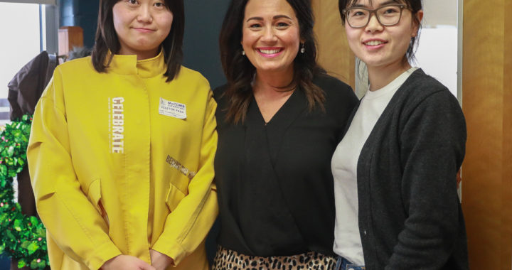 Breaking barriers: School district hosts teachers from China
