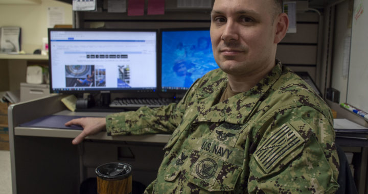 Cass City native stationed in Washington has been in Navy for 18 years
