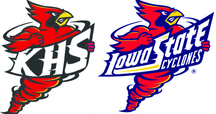 Birds of a feather? Kingston Schools told by ISU to stop using logo