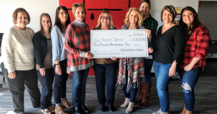Millington women's first gift helps Tuscola County kids