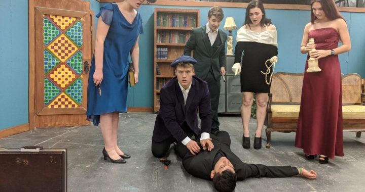 Get a clue: Drama club to host dinner theater