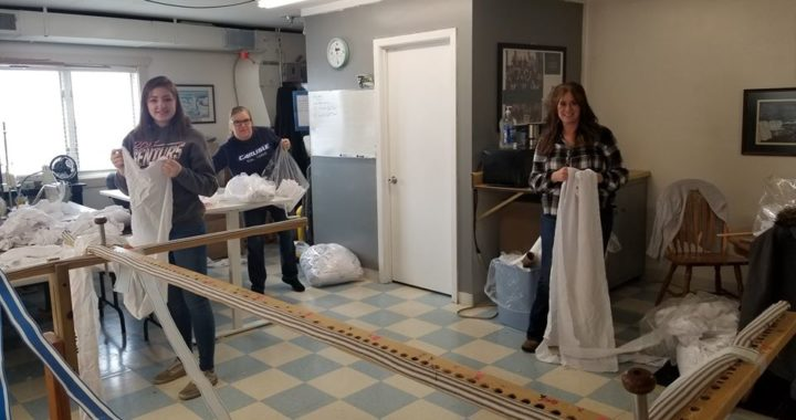 Frankenmuth mill provides aid during COVID-19 crisis