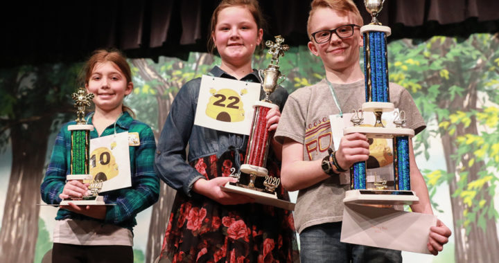 Prime time: Reese student shines at spelling bee