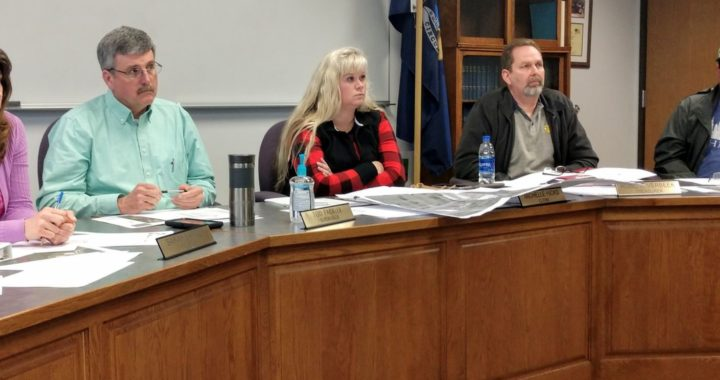 Time for a raise: Board OKs pay hikes, window service
