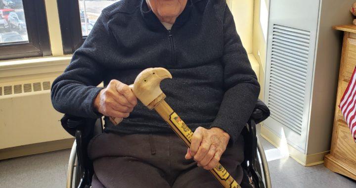 World War II veteran, 98, dies of coronavirus