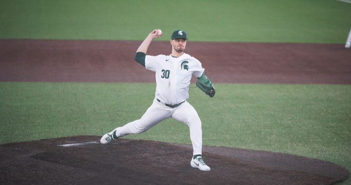Erla finds groove, gears up for MLB draft