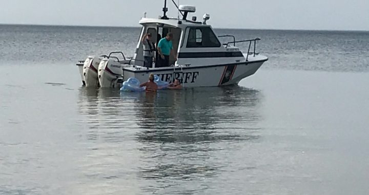Caro woman rescued from Saginaw Bay
