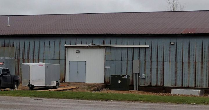 Are old barns around Marlette housing pot growers?