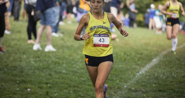 Warrington off and running at U of M-Dearborn