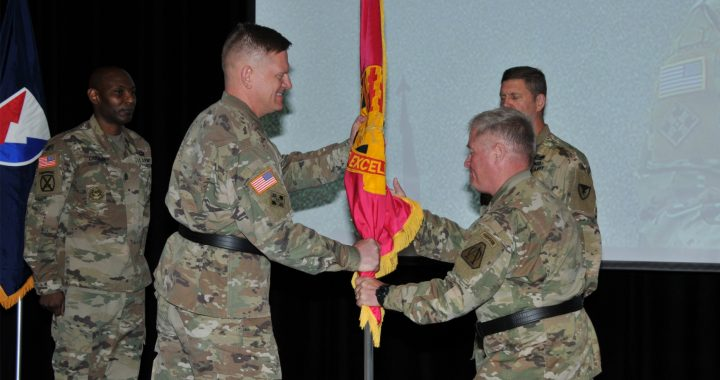 Mayville grad takes command of Michigan Army installation