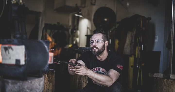 Blacksmith experience adds fiery flair to River Place Shops