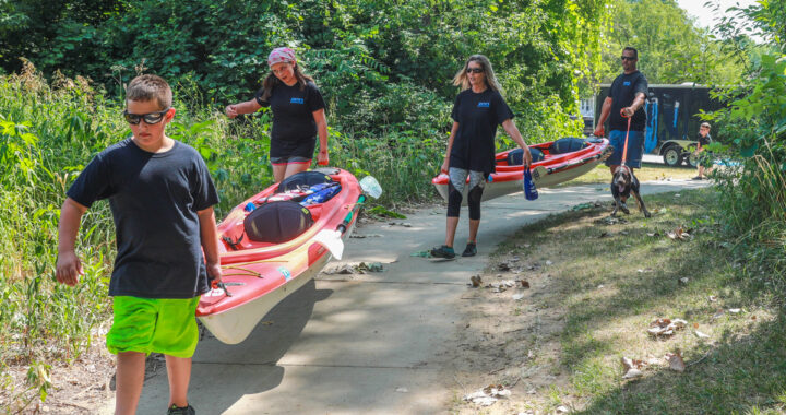 Kayak business plans to dock in Vassar, expand