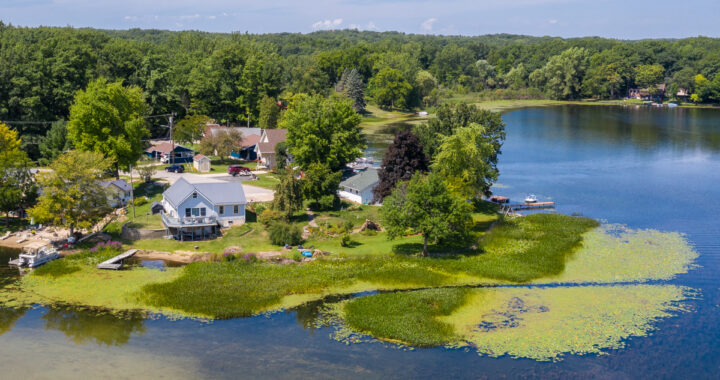 Bucks on the pond? Weed-control tax mulled