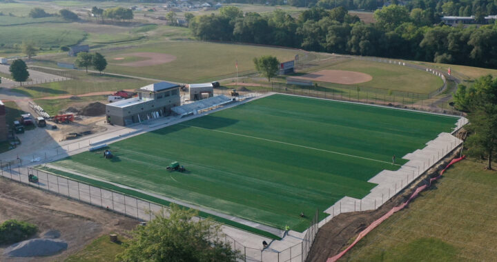 The latest show on turf? Frankenmuth soccer field