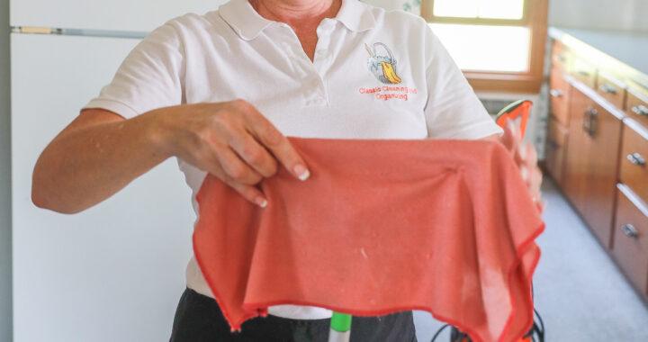 Vassar cleaner's foundation aims to serve seniors