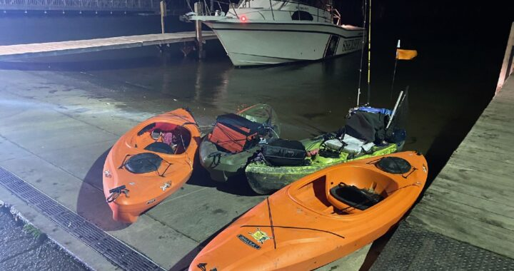 Nine rescued on Lake Huron during windy conditions