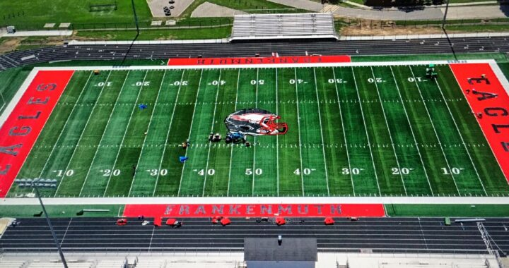 New artificial turf generates real excitement