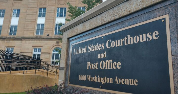 Feds charge Reese man with crimes involving minor