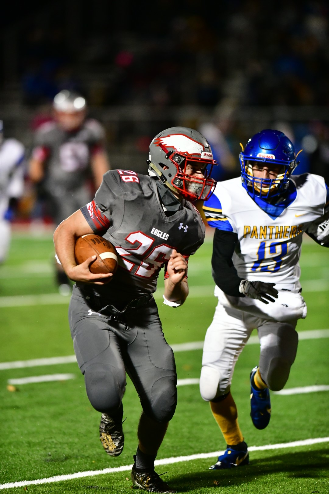 Frankenmuth offense goes into high gear in win over Corunna