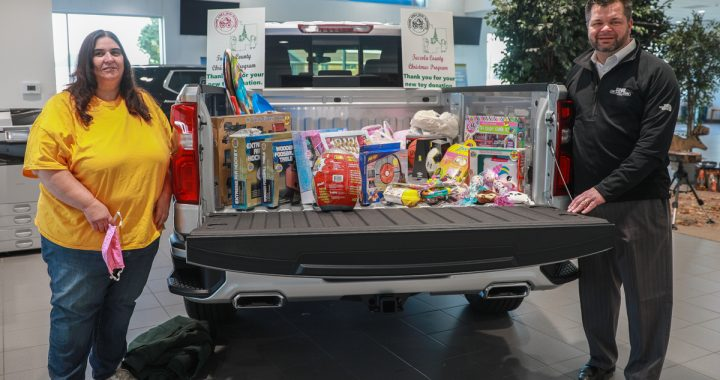 Toy drive still rolling to help Tuscola County kids