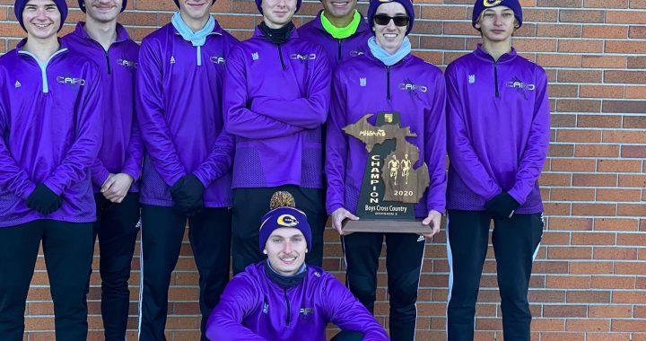 Senior all-state trio lead All-Advertiser Cross-Country Team