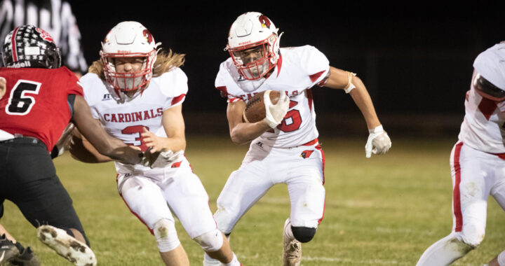 Montrose ends Millington's season for the third year in a row