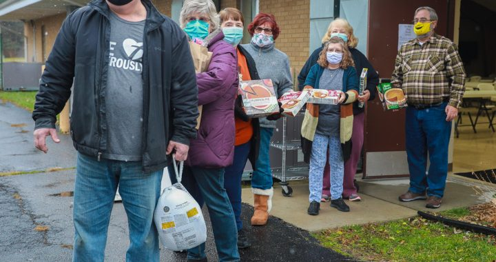 Millington giveaway brings families together at Thanksgiving