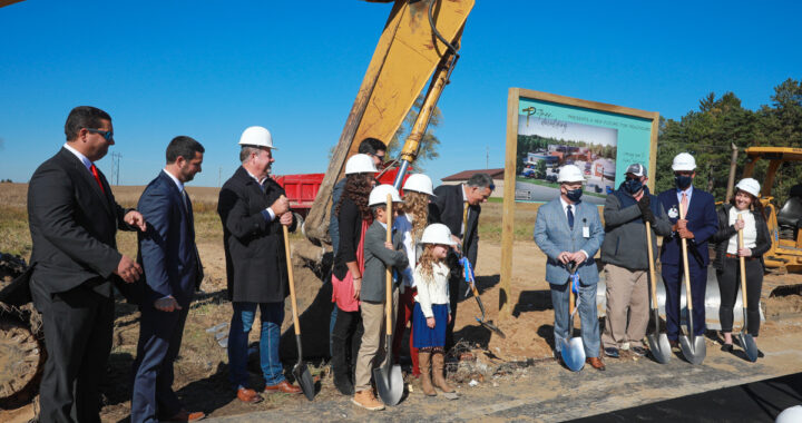 Putman Co., McLaren break ground on new $7 million facility