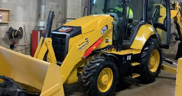 Council approves backhoe purchase