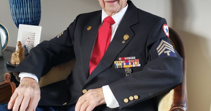 Caro native was one of first to learn of Japan surrender