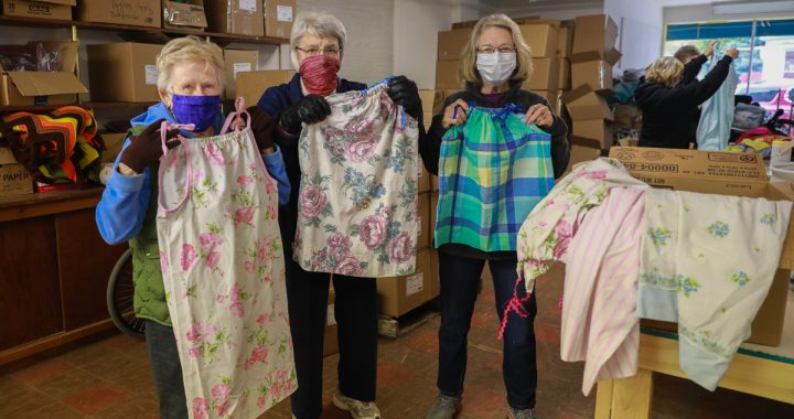 Helping hands: Charity sends second overseas shipment