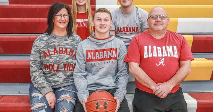 Rolling with the Tide: Reese grad lands Alabama gig