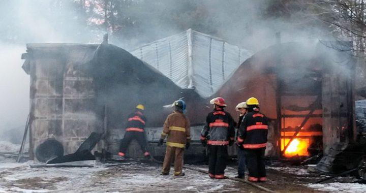 Shed fire near Millington claims 'show car,' vehicles