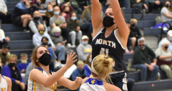 North Branch run halted in regional semis