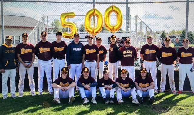 500 wins… and counting for Reese coach Dave Elliott