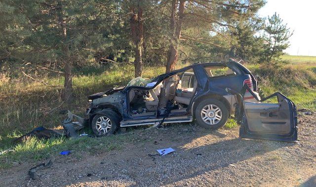 Police: Alcohol a factor in Sanilac crashes
