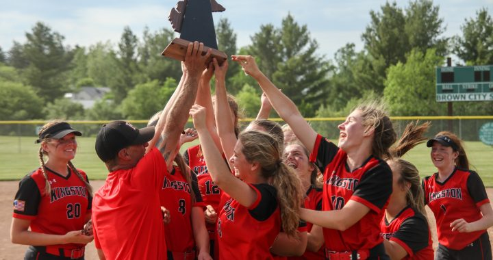 Ulewicz dazzles as Cardinals win second straight district title