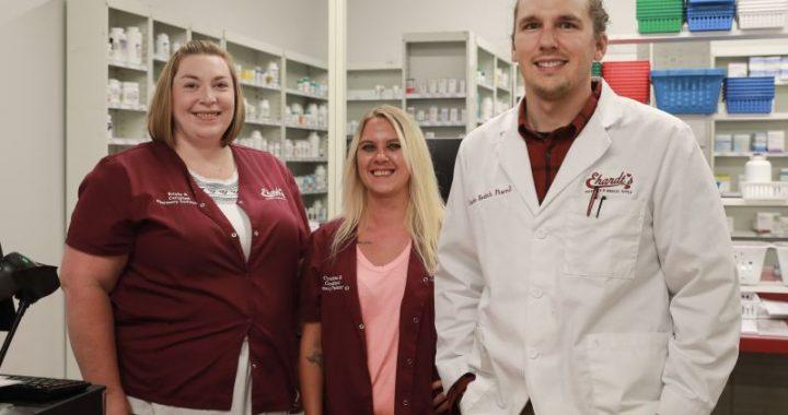 Ehardt's figures new Cass City location is prescription for success