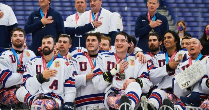 Pure gold: Port Hope native shines for team USA