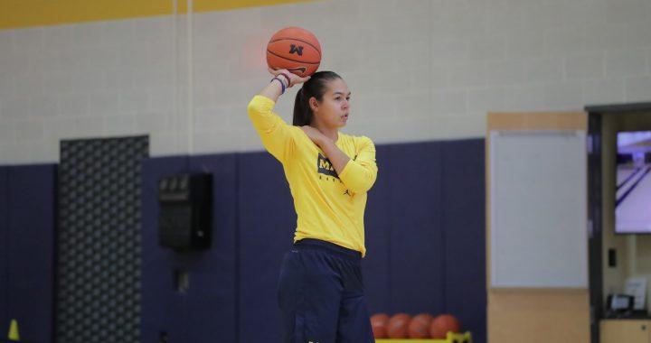 Reese grad joins U of M women's basketball staff